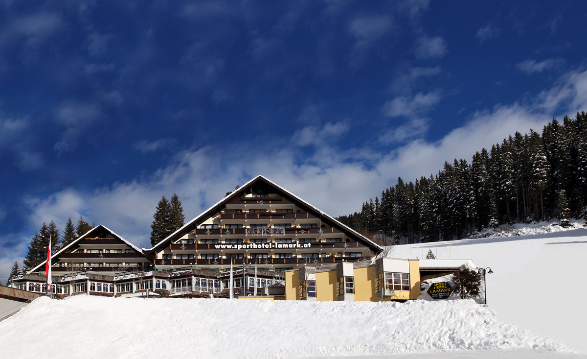 St Johann In Tirol Hotel An Der Piste
