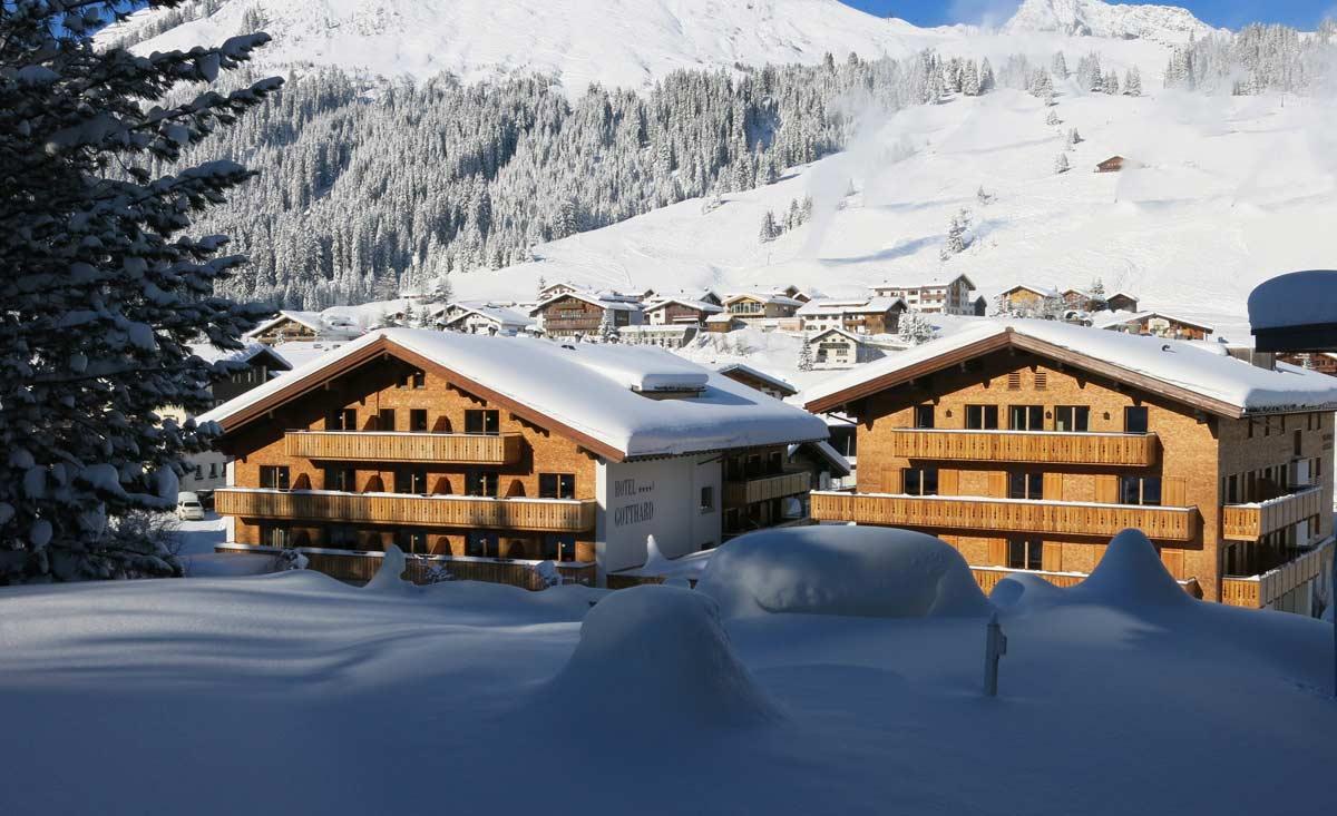 Hotels an der piste seilbahn skilift direkt an der for Design hotels skiurlaub