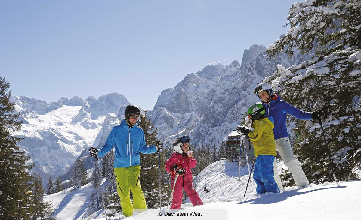 Skiregion Dachstein-West
