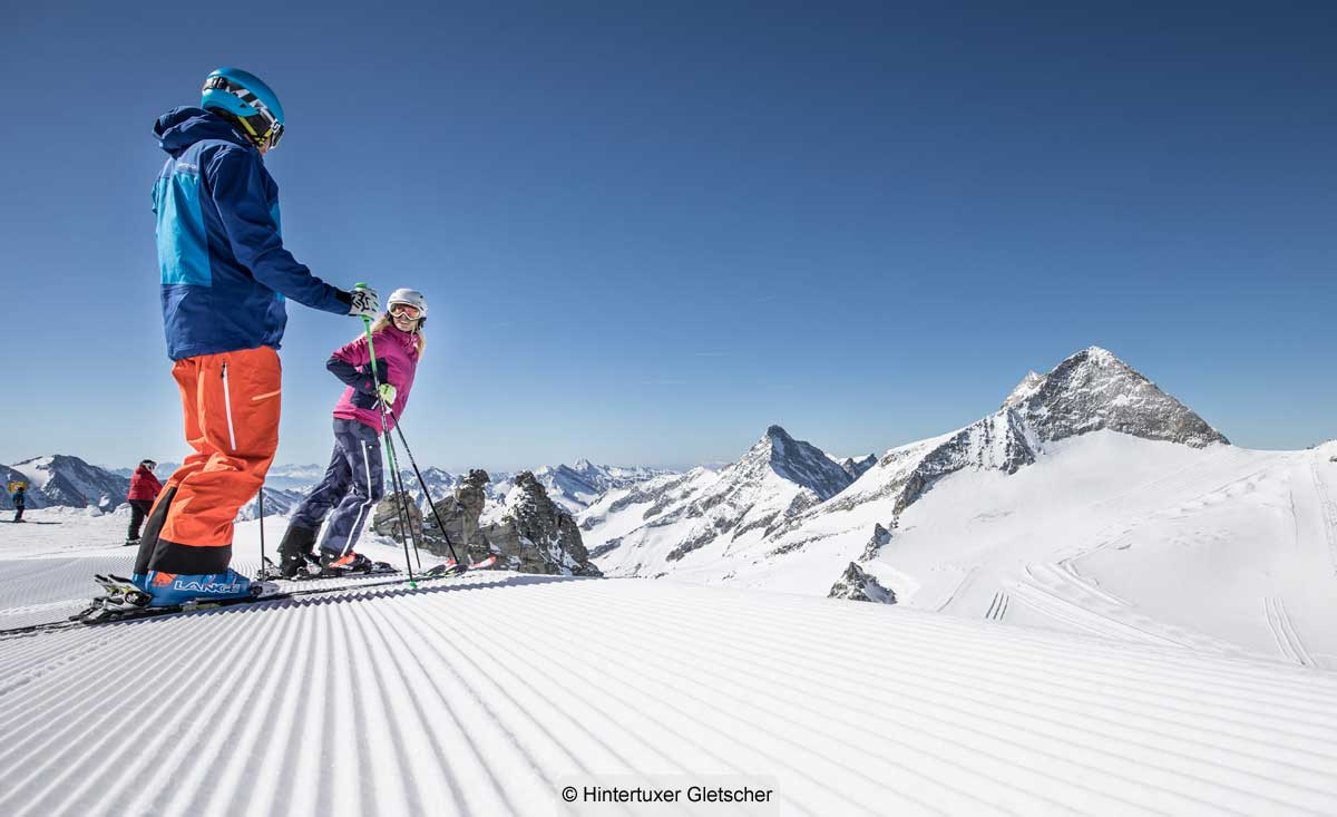 Skiregion Hintertuxer Gletscher