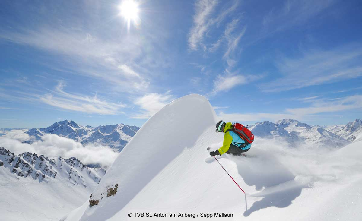 Skiregion St. Anton am Arlberg